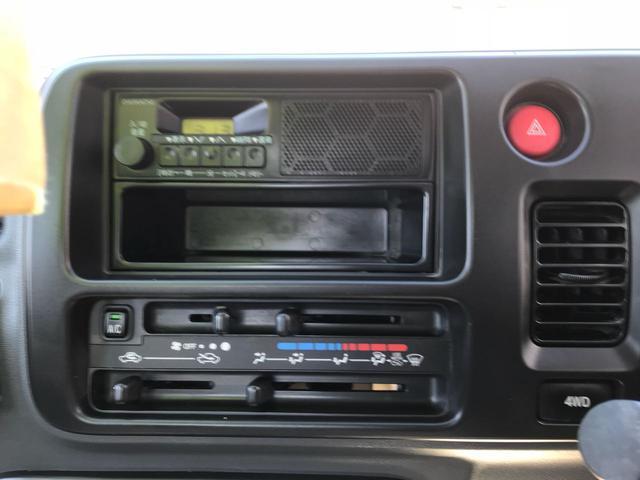 エアコン・パワステ スペシャル 4WD(12枚目)
