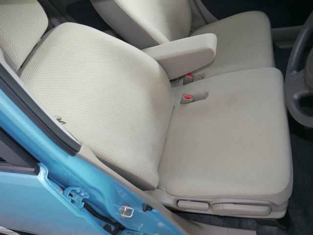 使用頻度の多いフロントシートも御覧のようにキレイです!