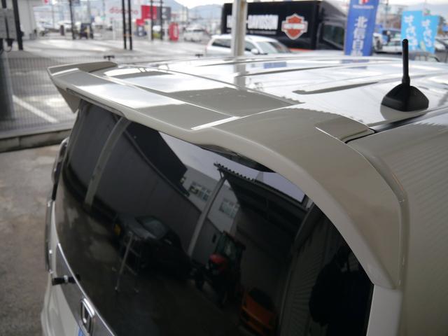G・ターボパッケージ ワンオーナー・4WD・ターボ・あんしんパッケージ・シティセーフティ・純正SDナビ・バックモニター・ETC・クルーズコントロール・リモコンエンジンスターター・ローダウン・ハーフレザーシート(41枚目)