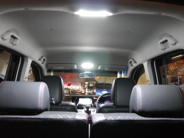 G・ターボパッケージ ワンオーナー・4WD・ターボ・あんしんパッケージ・シティセーフティ・純正SDナビ・バックモニター・ETC・クルーズコントロール・リモコンエンジンスターター・ローダウン・ハーフレザーシート(54枚目)