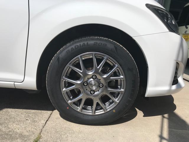 タイヤ&ホイール新品にはきまえかした。4本とも新品です。