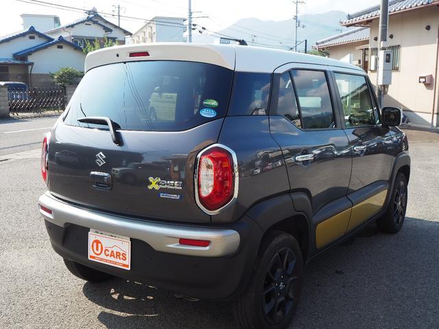 「スズキ」「クロスビー」「SUV・クロカン」「香川県」の中古車6