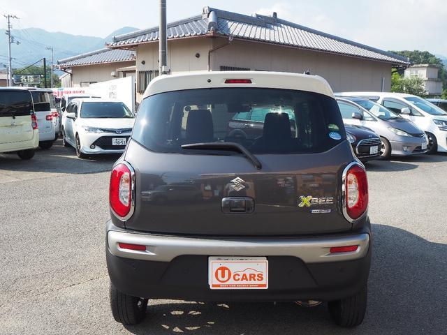「スズキ」「クロスビー」「SUV・クロカン」「香川県」の中古車7