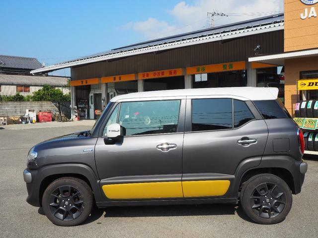 「スズキ」「クロスビー」「SUV・クロカン」「香川県」の中古車9