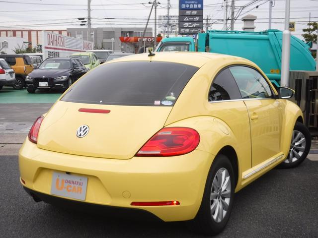 フォルクスワーゲン VW ザ・ビートル デザイン SDナビTV バックモニター