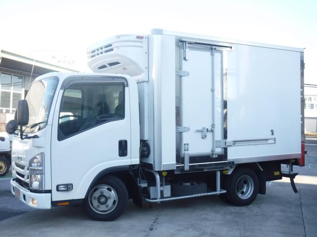 3.0ディーゼルターボ 2トン冷蔵冷凍車 サイドトビラ(2枚目)