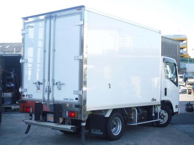 3.0ディーゼルターボ 2トン冷蔵冷凍車 サイドトビラ(3枚目)