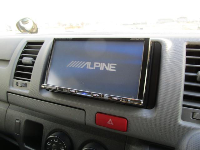 トヨタ ハイエースバン ロングDX GLパッケージ4WDディーゼルターボ