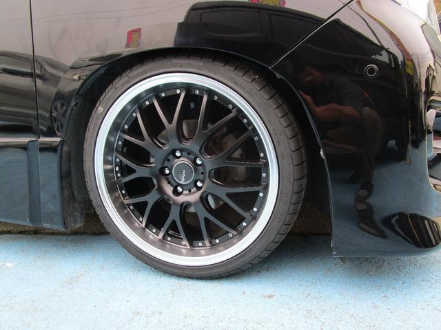 240S両側パワスラNEWフルタップ車高調20インチアルミ(9枚目)