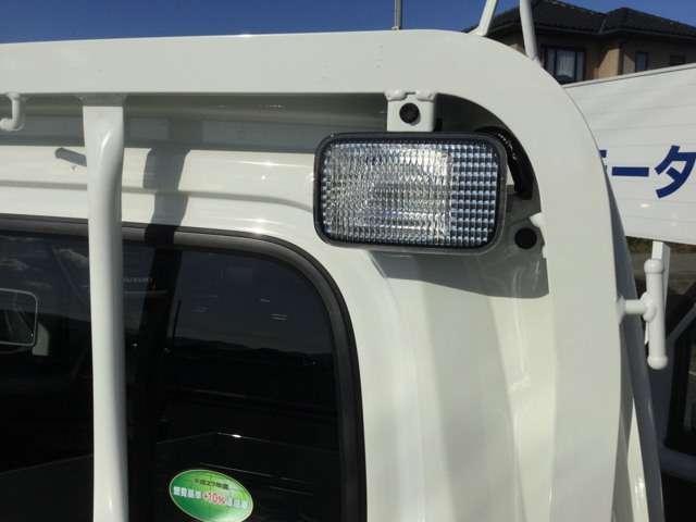 エクストラSAIIIt 3方開 4WD AT フォグランプ(7枚目)