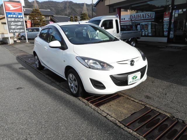 「マツダ」「デミオ」「コンパクトカー」「岐阜県」の中古車6