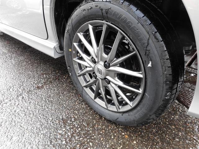 G 4WD タイヤ・ホイール新品付(19枚目)