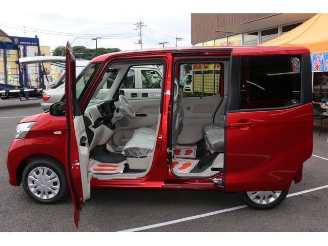 X 届出済未使用車 自動ブレーキ 自動ドア 全方位カメラ(8枚目)