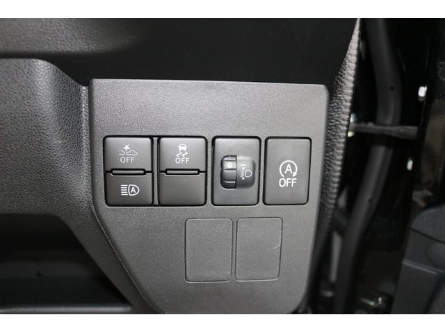 衝突軽減ブレーキ搭載です。メーカーによって呼称は違いますが、万が一の際には自動でブレーキが効く話題の装備です。