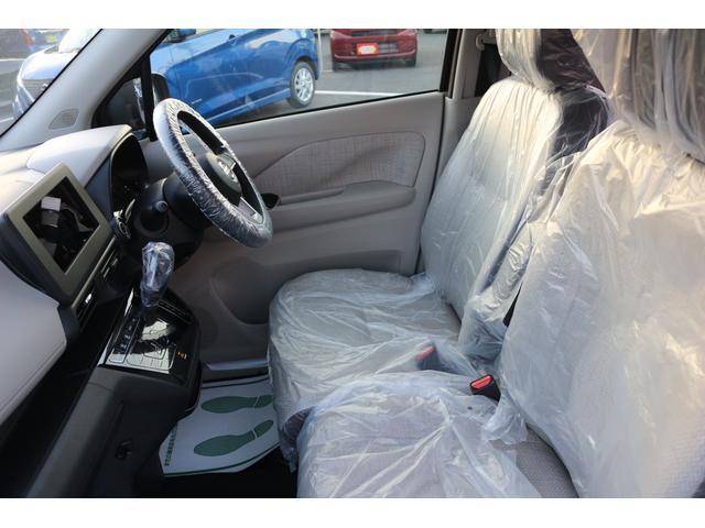 X 6/12-6/18限定車 届出済未使用車 衝突軽減ブレーキ キーフリー インテリジェントエマージェンシーブレーキ 禁煙 インテリキー アイドリングストップ オートエアコン ABS 電動格納ミラー(9枚目)