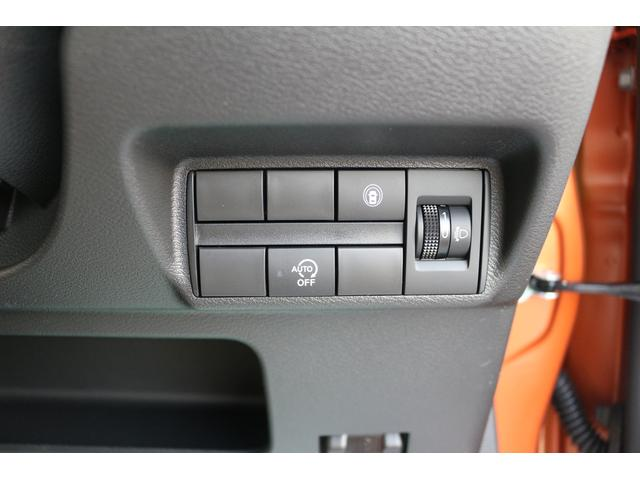 X 6/12-6/18限定車 届出済未使用車 衝突軽減ブレーキ キーフリー インテリジェントエマージェンシーブレーキ 禁煙 インテリキー アイドリングストップ オートエアコン ABS 電動格納ミラー(18枚目)