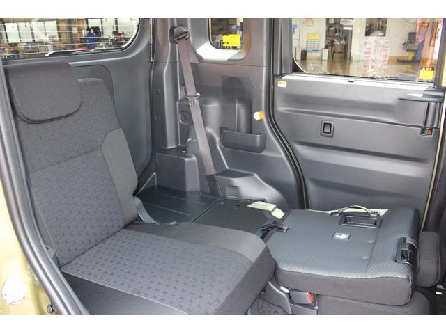 GターボSAIII  届出済未使用車 両側自動ドア LEDライト キーフリー スマートキー 衝突被害軽減ブレーキ アイドリングストップ(15枚目)