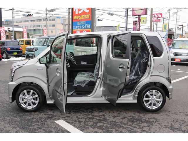 ハイブリッドX 1/9-1/11限定車 届出済未使用車 衝突軽減ブレーキ キーフリー WエアB ABS インテリキー 禁煙車(8枚目)