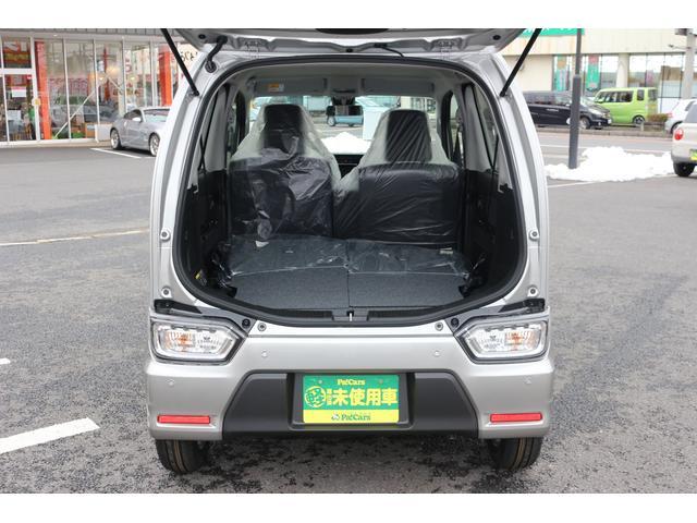 ハイブリッドX 1/9-1/11限定車 届出済未使用車 衝突軽減ブレーキ キーフリー WエアB ABS インテリキー 禁煙車(13枚目)