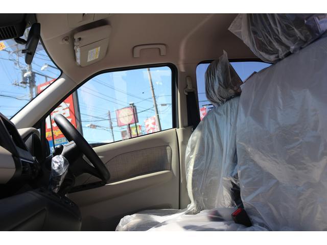 S 届出済未使用車 衝突被害軽減ブレーキ搭載車 キーレス キーレスキー 禁煙車 エアバッグ ベンチシート アイドリングストップ AC パワステ WエアB 電動格納ミラー(8枚目)