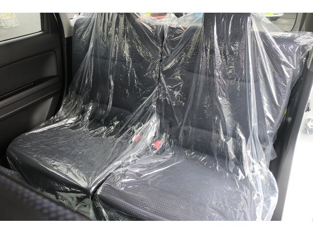 ハイブリッドFX チョイノリ キーレススタート シートヒータ 電格ミラー 盗難防止 禁煙 ベンチシート 衝突安全ボディ オートエアコン パワステ WエアB ABS エアバック フルフラット(10枚目)