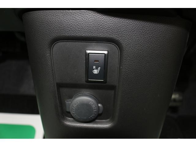 ハイブリッドFX チョイノリ キーレススタート シートヒータ 電格ミラー 盗難防止 禁煙 ベンチシート 衝突安全ボディ オートエアコン パワステ WエアB ABS エアバック フルフラット(20枚目)