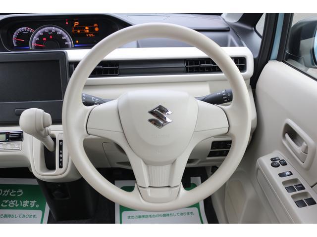 ハイブリッドFX チョイノリ キーフリー アイドリング 前席シートヒーター キ-レス 禁煙 衝突安全ボディ 盗難防止 電格ミラー パワステ ベンチシート オートエアコン オートライト ABS(6枚目)