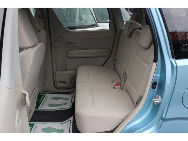 ハイブリッドFX チョイノリ キーフリー アイドリング 前席シートヒーター キ-レス 禁煙 衝突安全ボディ 盗難防止 電格ミラー パワステ ベンチシート オートエアコン オートライト ABS(10枚目)