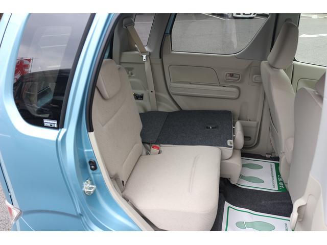 ハイブリッドFX チョイノリ キーフリー アイドリング 前席シートヒーター キ-レス 禁煙 衝突安全ボディ 盗難防止 電格ミラー パワステ ベンチシート オートエアコン オートライト ABS(15枚目)