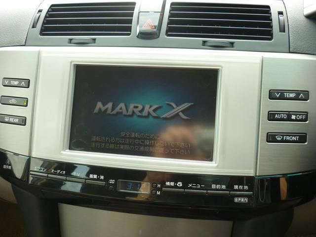 「トヨタ」「マークX」「セダン」「埼玉県」の中古車10