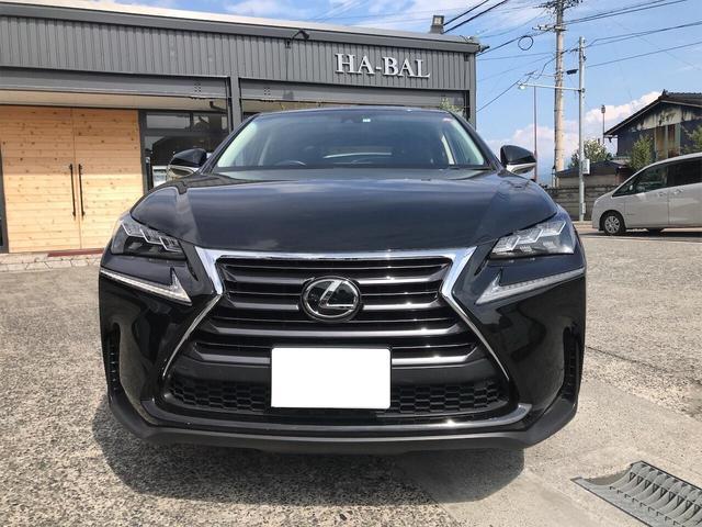 「レクサス」「NX」「SUV・クロカン」「長野県」の中古車2