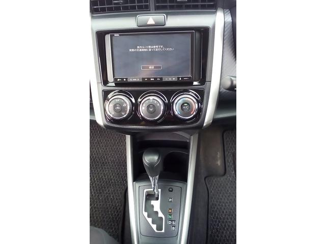 1.5X 4WD SDナビワンセグTV ETC レンタアップ(13枚目)