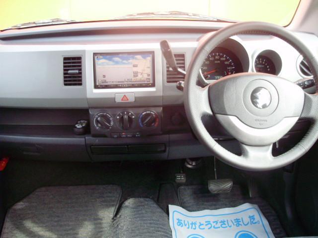 スズキ ワゴンR FX-Sリミテッド 社外HDDナビ・14インチアルミ