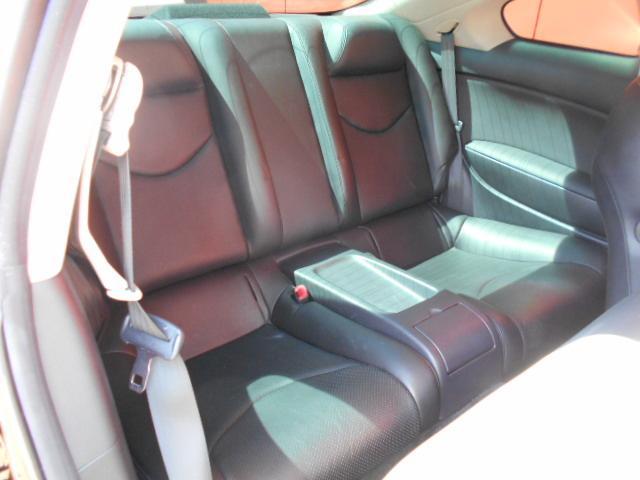 370GT タイプP 黒本革シート 車高調 20インチアルミ(10枚目)