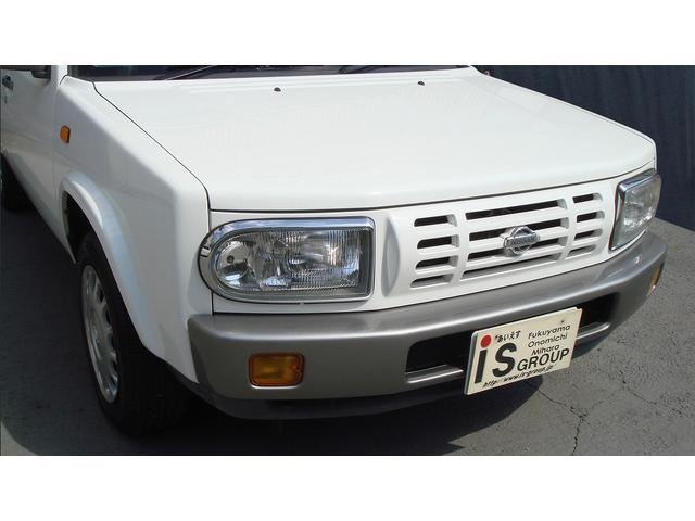 「日産」「ラシーン」「SUV・クロカン」「広島県」の中古車7