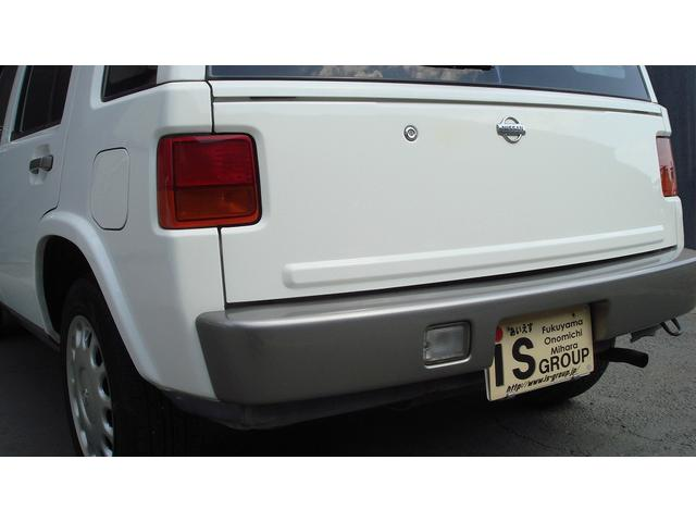 「日産」「ラシーン」「SUV・クロカン」「広島県」の中古車16