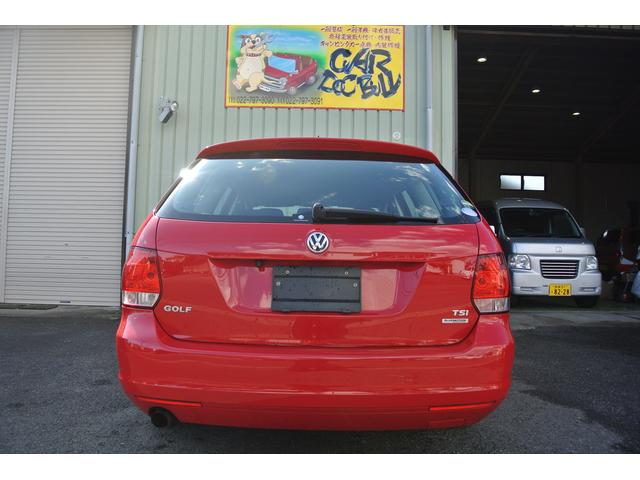 フォルクスワーゲン VW ゴルフヴァリアント TSIトレンドラインブルーモーションテクノロジー