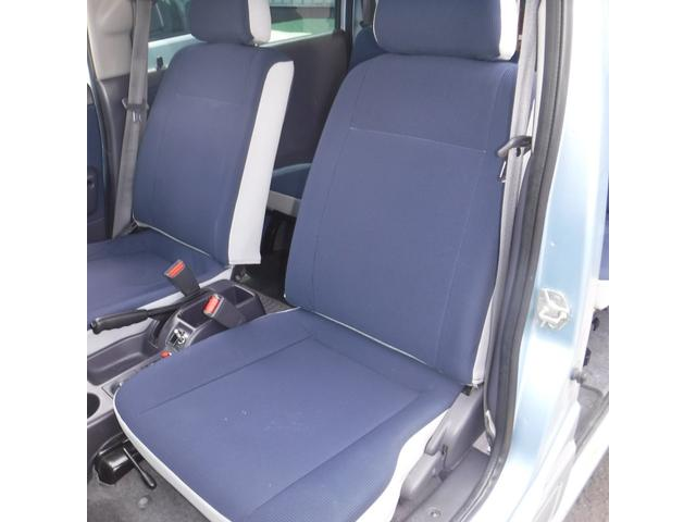 フロントシートも綺麗に保たれています!