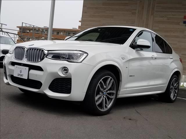 「BMW」「X4」「SUV・クロカン」「愛知県」の中古車12