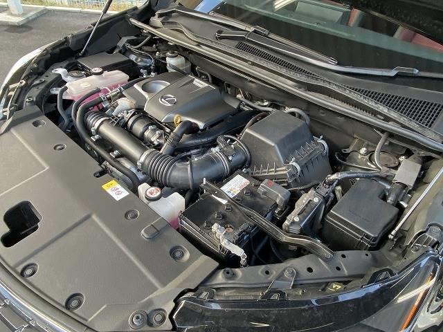 NX300 Iパッケージ 後期モデル サンルーフ 1オーナー 純正SDナビ フルセグ レクサスセーフティセンス レーダークルーズ パワーバックドア ステアリングヒーター シーケンシャルウインカー 3眼LEDヘッド 純正AW(20枚目)