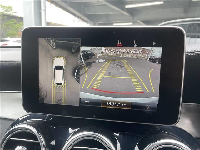 GLC 250 4MATIC スポーツ 純正ナビゲーション 全方位カメラ 衝突軽減システム パワーシート 4WD ハーフレザー シートヒーター ヘッドアップディスプレイ パワーバックドア LEDヘッド 純正アルミ(4枚目)