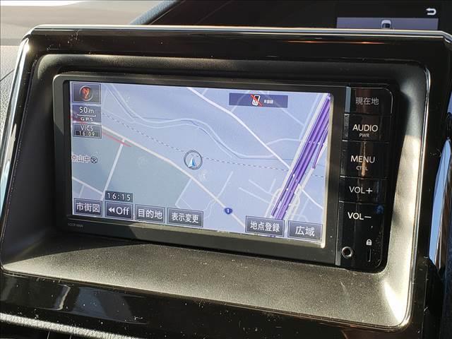 Gi 8人乗り 両側パワースライドドア レザーシート LEDヘッド 純正7インチナビ スマートキー クルーズコントロール シートヒーター 3列シート バックカメラ ユーザー買取車両 ビルトインETC(4枚目)