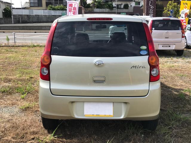 「ダイハツ」「ミラ」「軽自動車」「福岡県」の中古車5