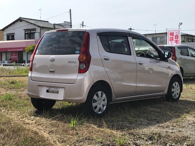 「ダイハツ」「ミラ」「軽自動車」「福岡県」の中古車4