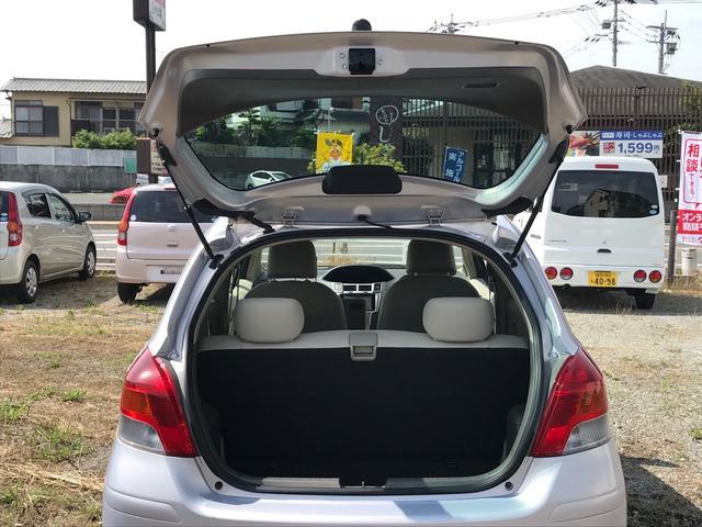 「トヨタ」「ヴィッツ」「コンパクトカー」「福岡県」の中古車46