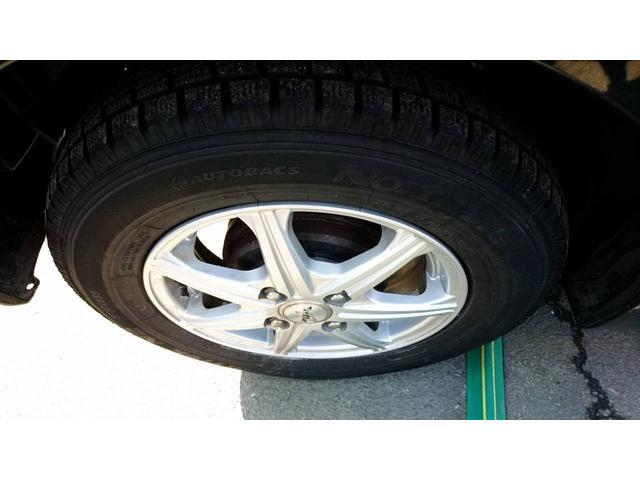 L 4WD 社外アルミホイール 純正CDオーディオ(10枚目)