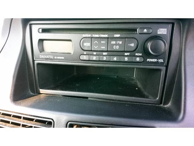 L 4WD 社外アルミホイール 純正CDオーディオ(19枚目)
