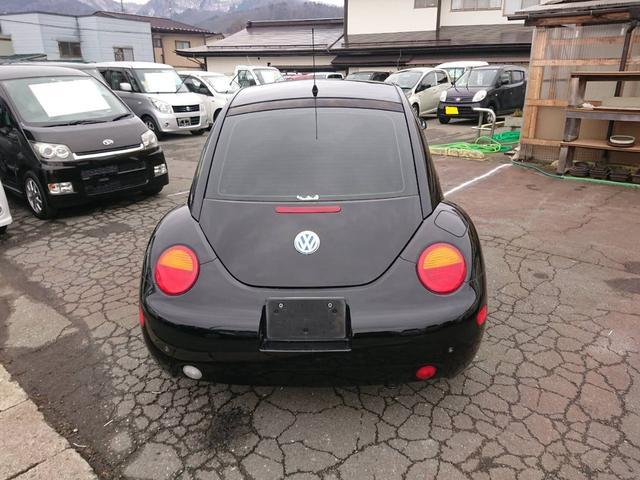 「フォルクスワーゲン」「VW ニュービートル」「クーペ」「山形県」の中古車6