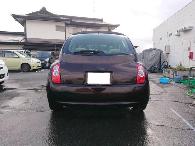 「日産」「マーチ」「コンパクトカー」「山形県」の中古車5