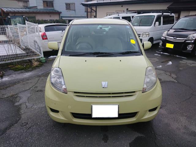 「トヨタ」「パッソ」「コンパクトカー」「山形県」の中古車2